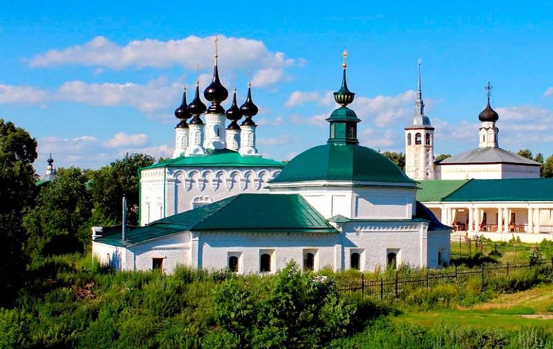 церковь параскевы пятницы суздаль