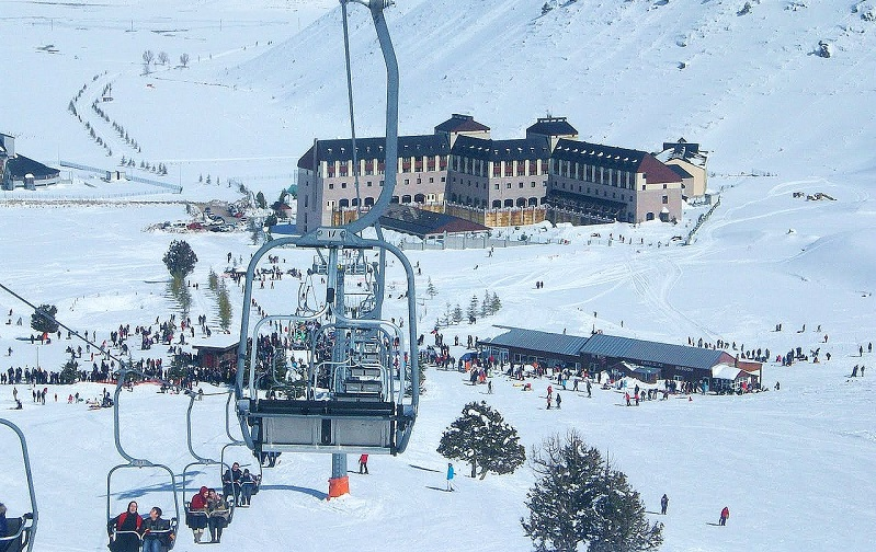 давраз турция горнолыжный курорт