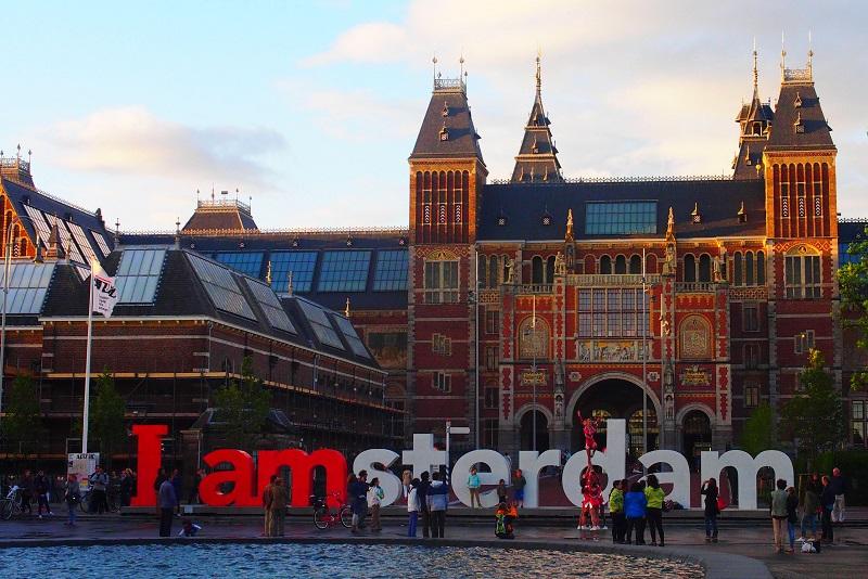 достопримечательности нидерланды