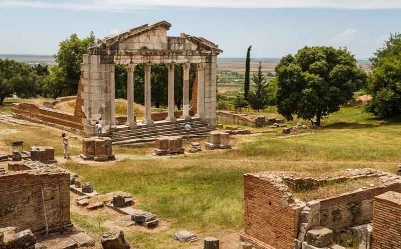древний город аполлония