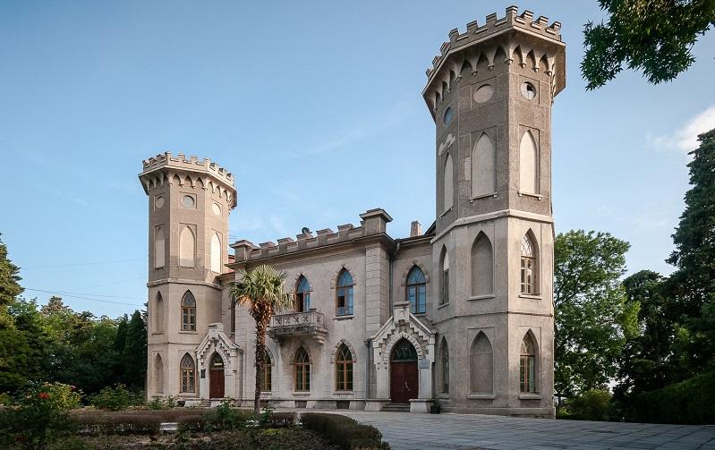 дворец гаспра крым