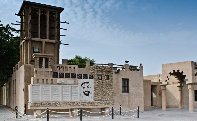 дворец шейха саида аль мактума