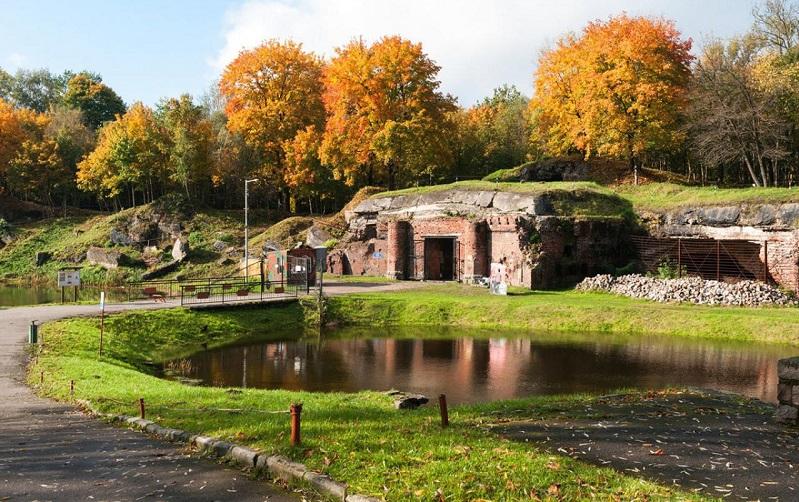 форт № 5 - король фридрих-вильгельм iii