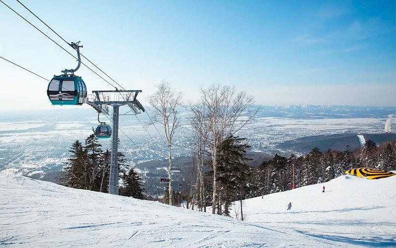 Горный воздух горнолыжный курорт