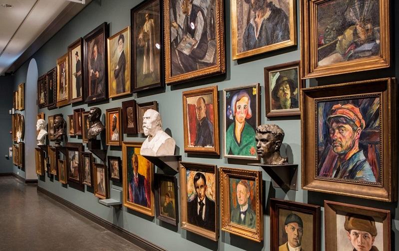 художественный музейатенеум
