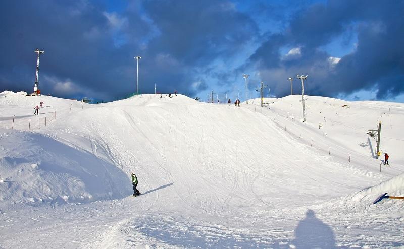 игора горнолыжный курорт