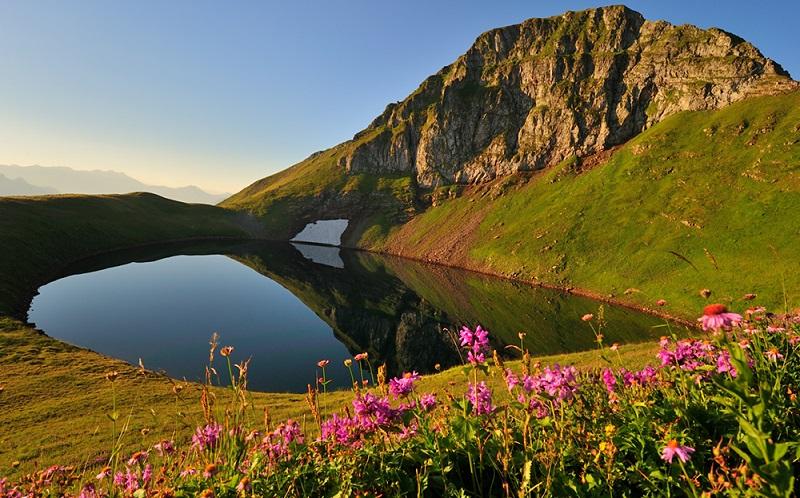 кавказский биосферный заповедник
