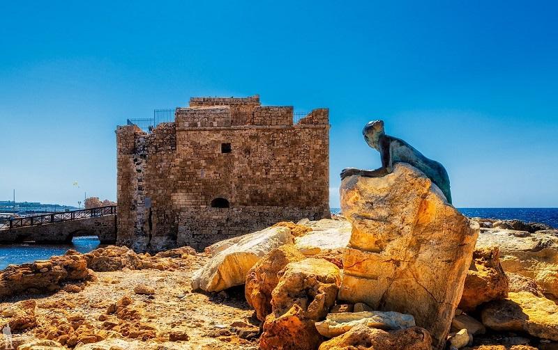 крепость пафоса кипр