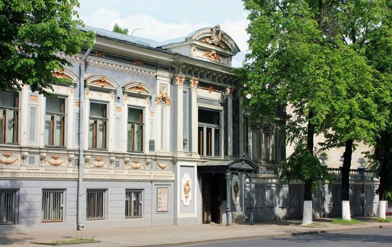литературный музей им горького
