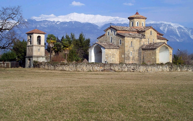 лыхненская церковь