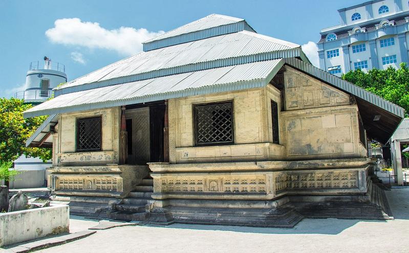 мечеть хукуру миский