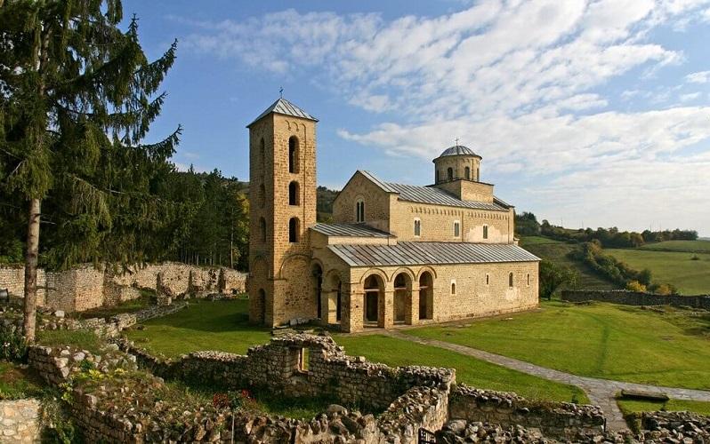 монастырь сопочаны