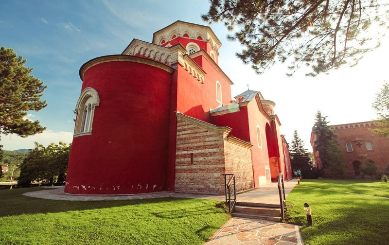 монастырь зика
