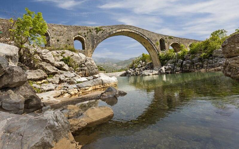 мост меси албания