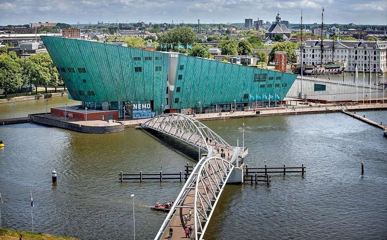 музей немо амстердам