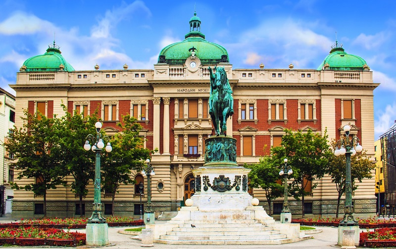 национальный музей сербии