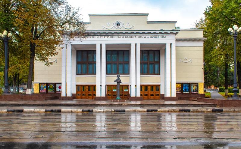 нижегородский государственный академический театр оперы и балета имени пушкина
