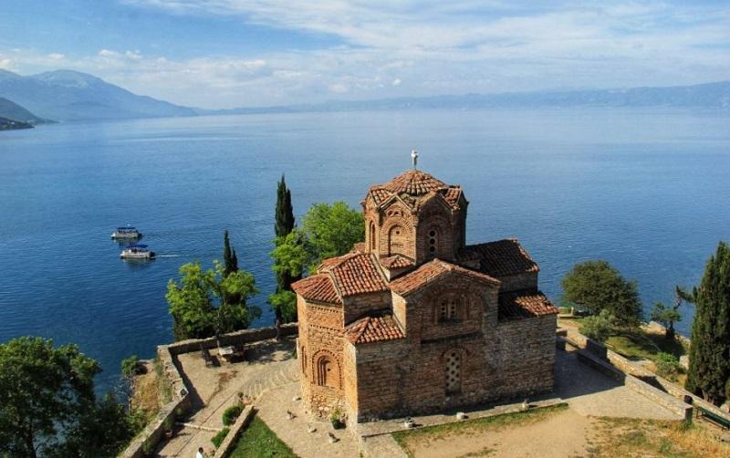 охридское озеро албания