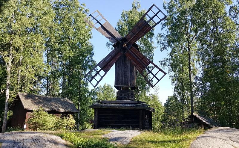 остров-музей сеурасаари в хельсинки