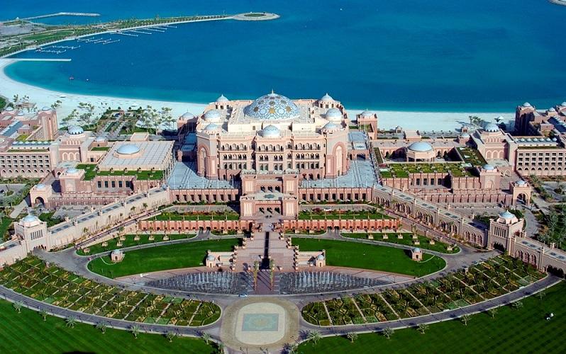 отель emirates palace абу-даби