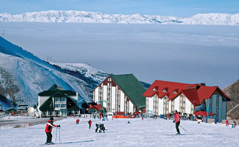 паландокен горнолыжный курорт