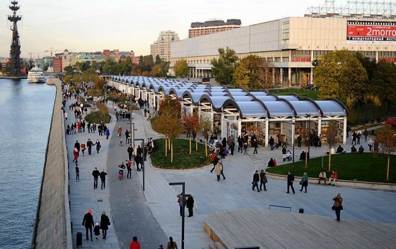 парк искусств музеон