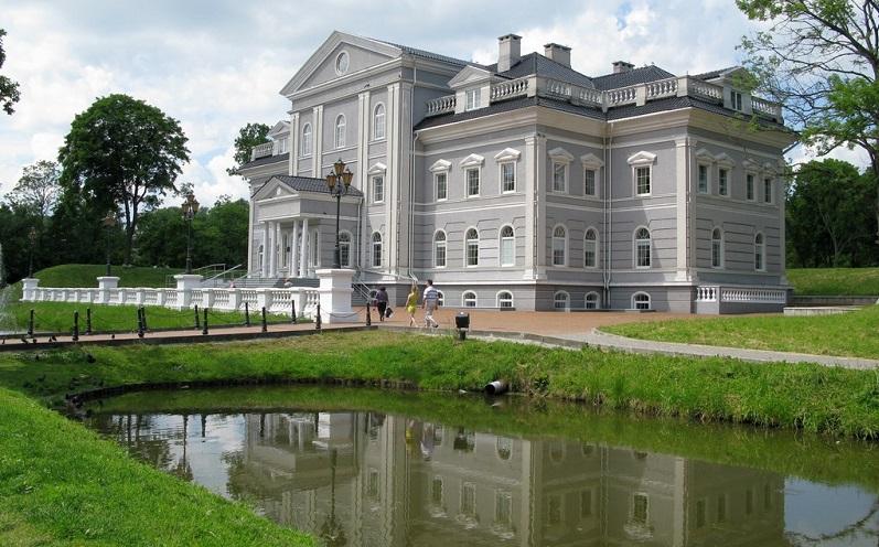 парк юность калининград