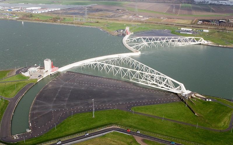 проект дельта нидерланды