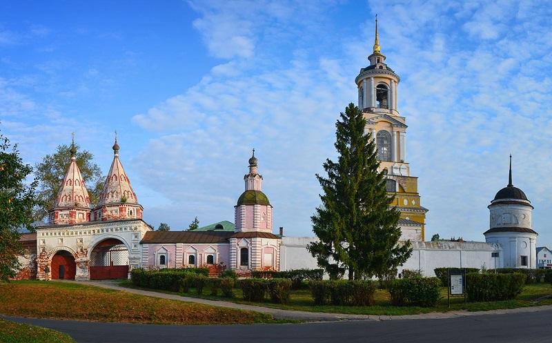 ризоположенский женский монастырь суздаль