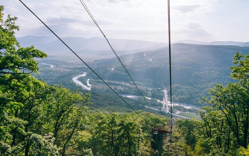 савранская канатная дорога