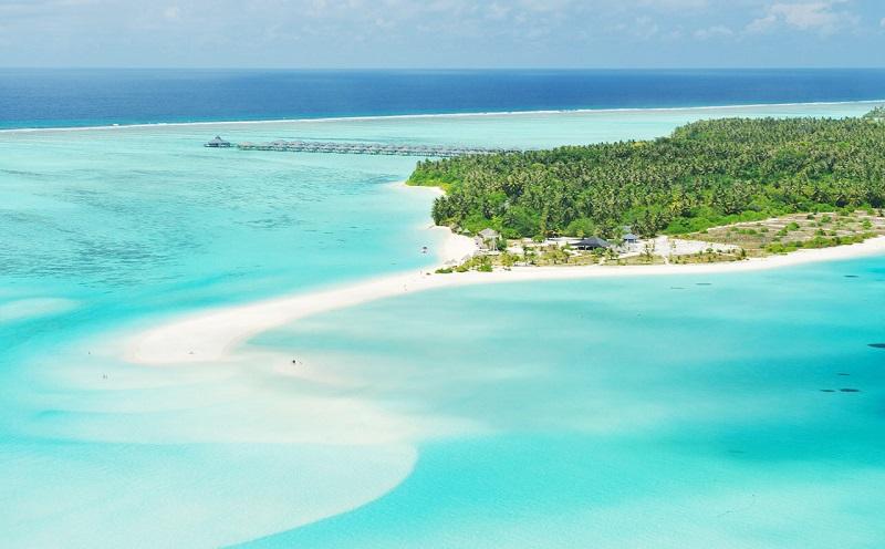 солнечный остров мальдивы