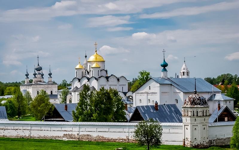 свято-покровский женский монастырь суздаль