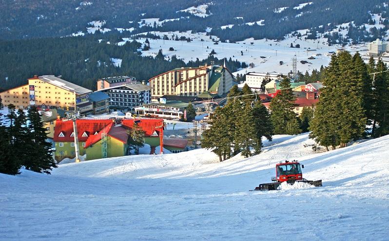улудаг горнолыжный курорт