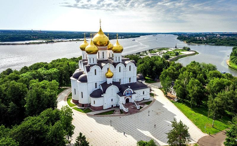 успенский собор ярославль