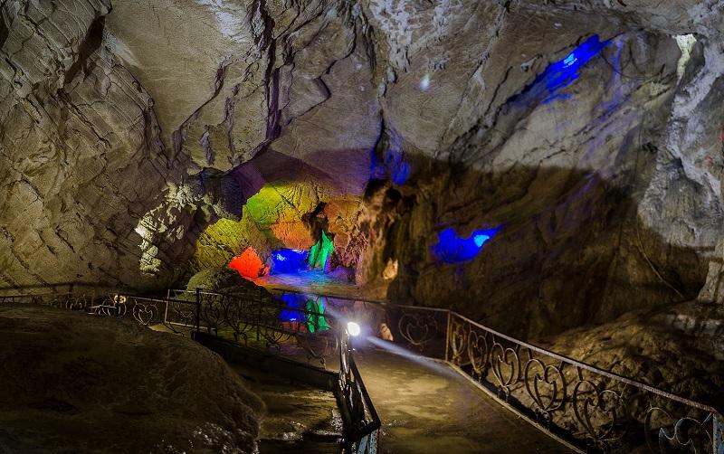 воронцовские пещеры сочи