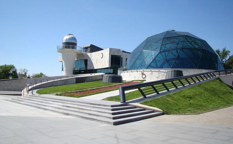 ярославский планетарий