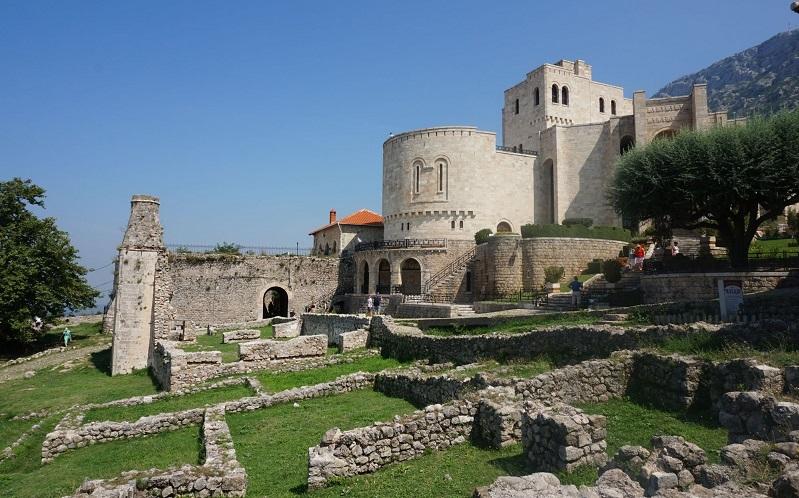 замок дурреса