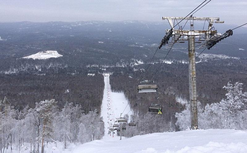 завьялиха горнолыжный курорт