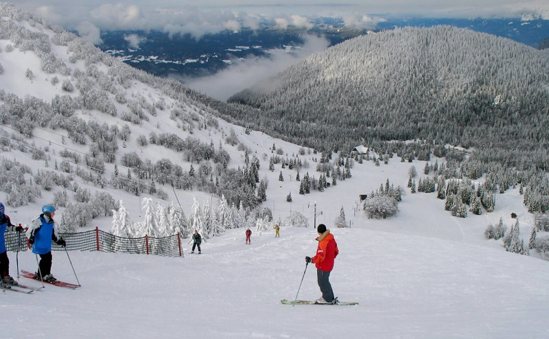 горнолыжный курорт соришка планина