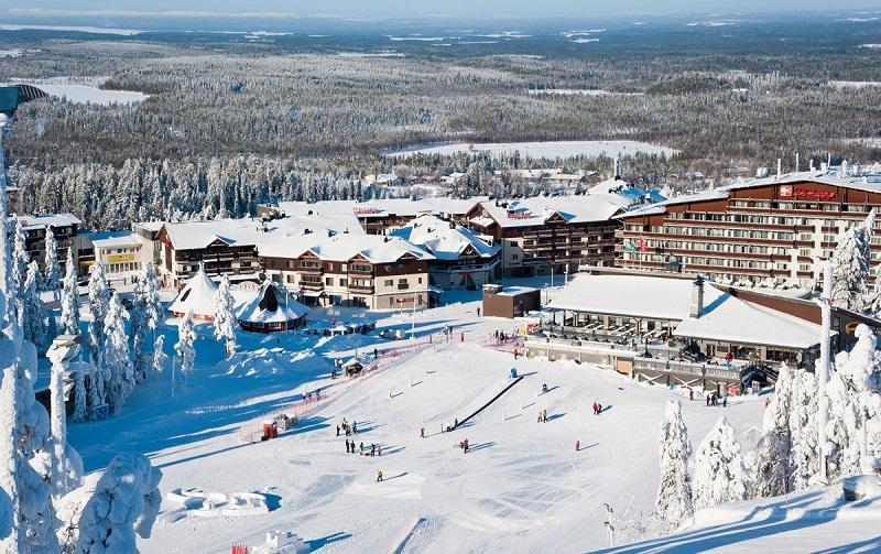 юлляс горнолыжный курорт
