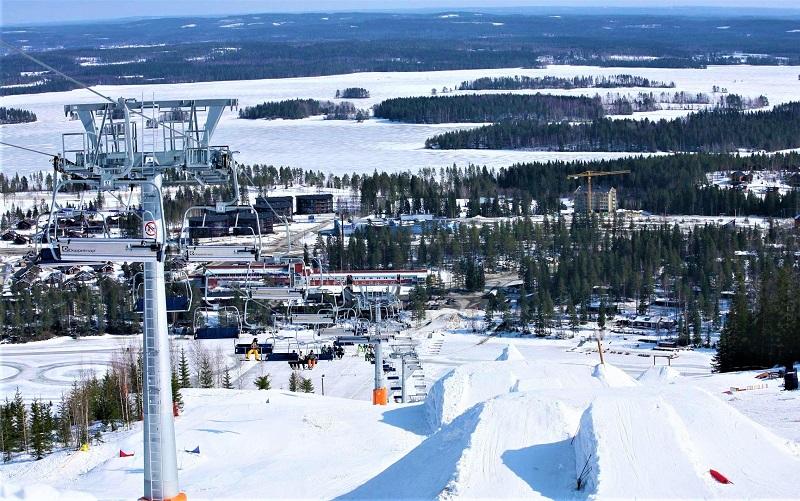 куопио горнолыжный курорт