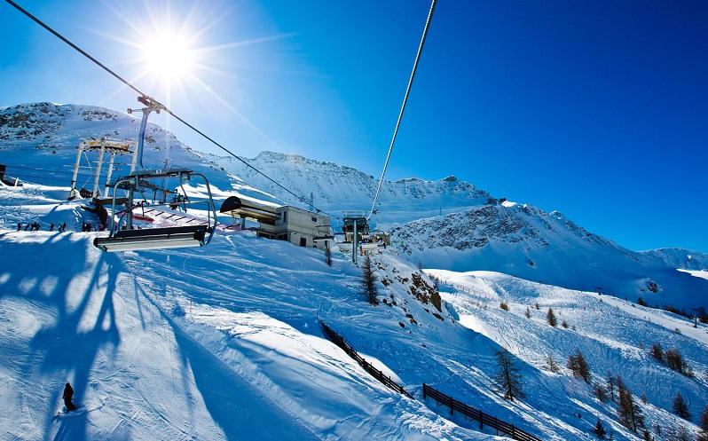 курмайор горнолыжный курорт