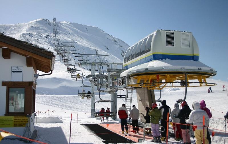 ля туиль горнолыжный курорт