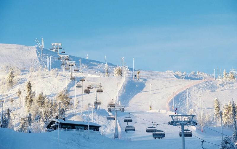 пюхя горнолыжный курорт