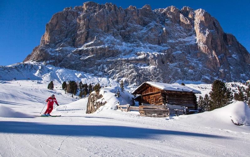 валь-гардена горнолыжный курорт